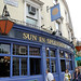 The Sun in Splendour pub in Portobello Road, Notting Hill, London, England