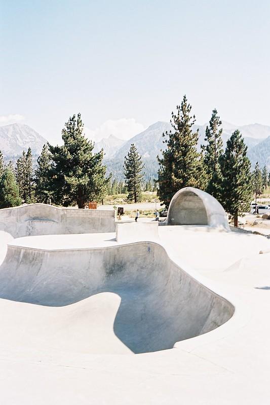 TUUKKA13 - USA 2014 - Volcom Brothers Skatepark, Mt Mammoth, CA