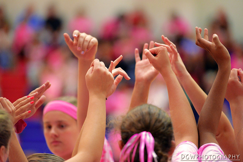 Foran vs. Law - High School Volleyball
