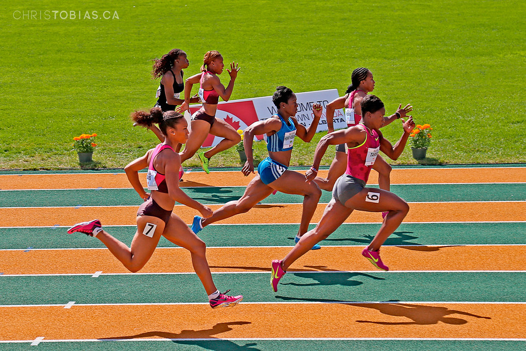 Edmonton International Track Classic 2014