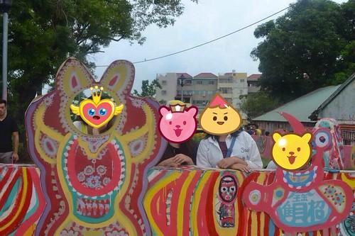 台中彩虹眷村+高美濕地觀光景點自由行-台灣嬉遊記包車車隊 (5)