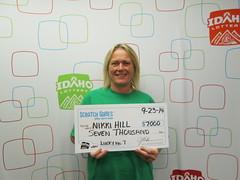 Nikki Hill - $7,000 Lucky No. 7