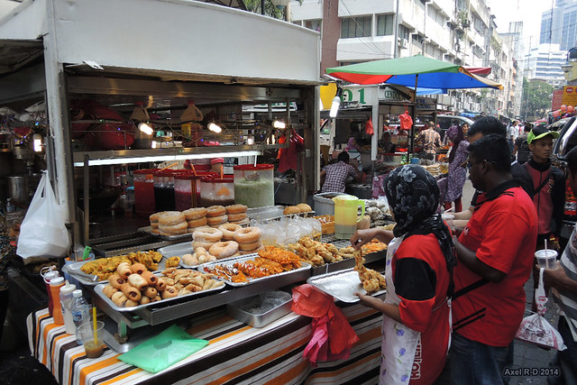 Street Food Kuala Lumpur