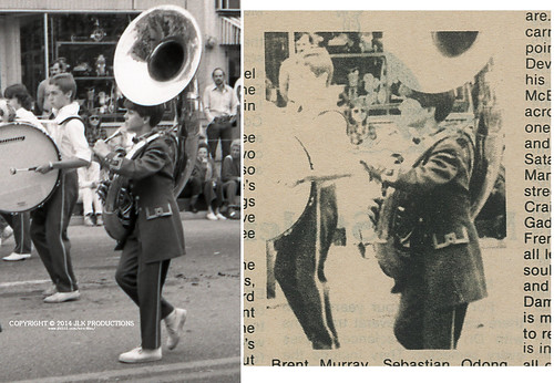 Tri-X Files 84_25.15b: The Lone Tuba Player