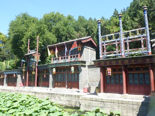 Beijing-Palais d'été-Rue Suzhou (1)