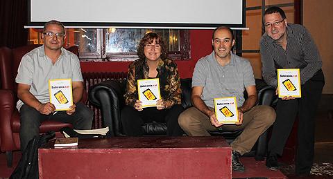 ateneu (central) presentació llibre amb Saül Gordillo