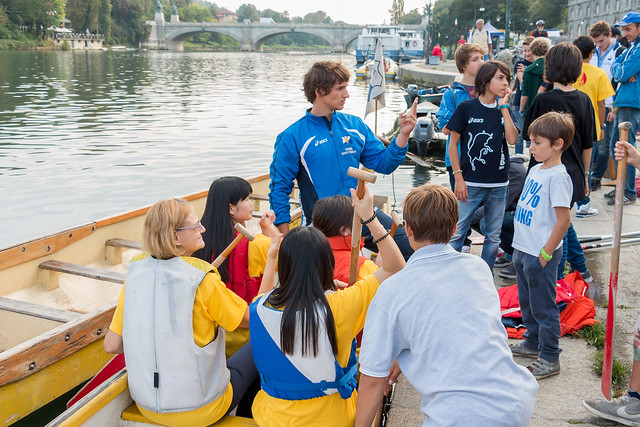 XVIII Rowing Regatta, Torino