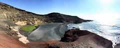 Charco de los Clicos en #Lanzarote #Canarias #vacaciones