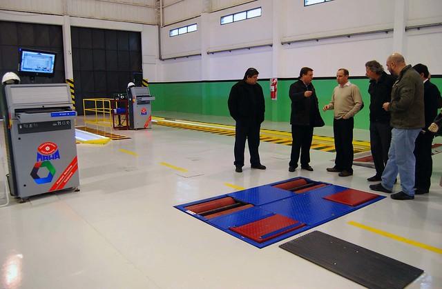 Cinco Saltos   Inauguraron Centro de Verificación Técnica