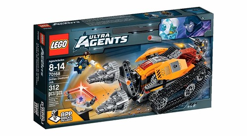 LEGO Ultra Agents 70168