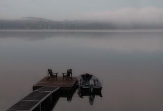 A-dock-on-12-Mile-Lake-before-Sunrise, Near-Carnarvon,-Ontario,-September-2014_DSC1403-DXO