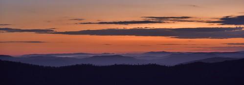 mountains sunrise geotagged dawn australia aus namadgi orroral australiancapitalterritory orroralvalley namadginationalpark orroralgeodeticobservatory lunarlaserrocks geo:lat=3563631077 geo:lon=14893950731 granitetorswalk