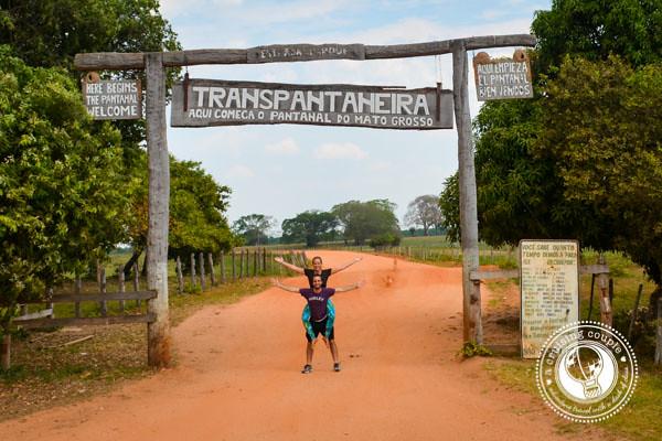 Transpantaneira Pantanal