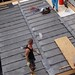 Leadwork and Clay tiling in Chilham (3) by Andy Ballman