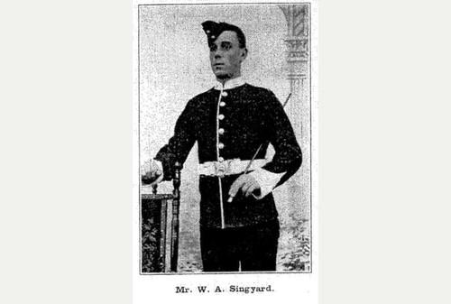 28 William Singyard