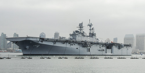 America Arrives in San Francisco for Fleet Week and Commissioning
