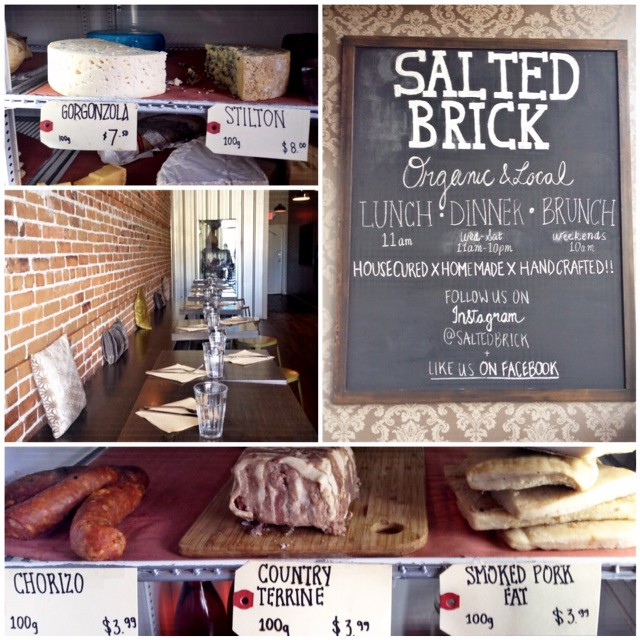 Remind me to come back to @SaltedBrick for lunch sometime #Kelowna [Flickr]