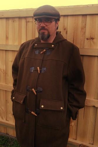 Albion Coat Front