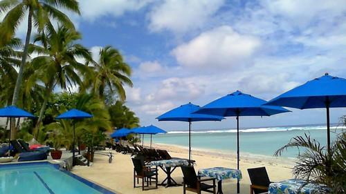 Cook Islands - Umbrellas and Souks4