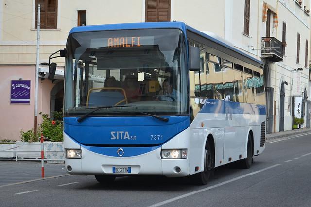SITA Sud 7371 DX-071TN - Minori, Campania, Italy