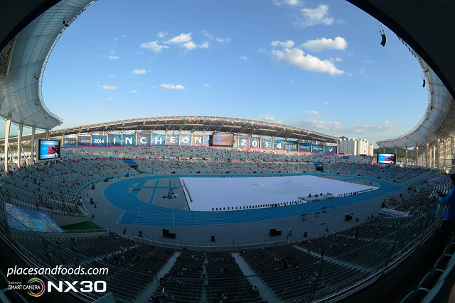 incheon closing ceremony main stadium