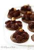 Tartelettes au chocolat et cookies