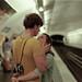il tunnel, Parigi. by Clemente De Muro