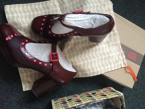 Clarks Orla Dotty 2