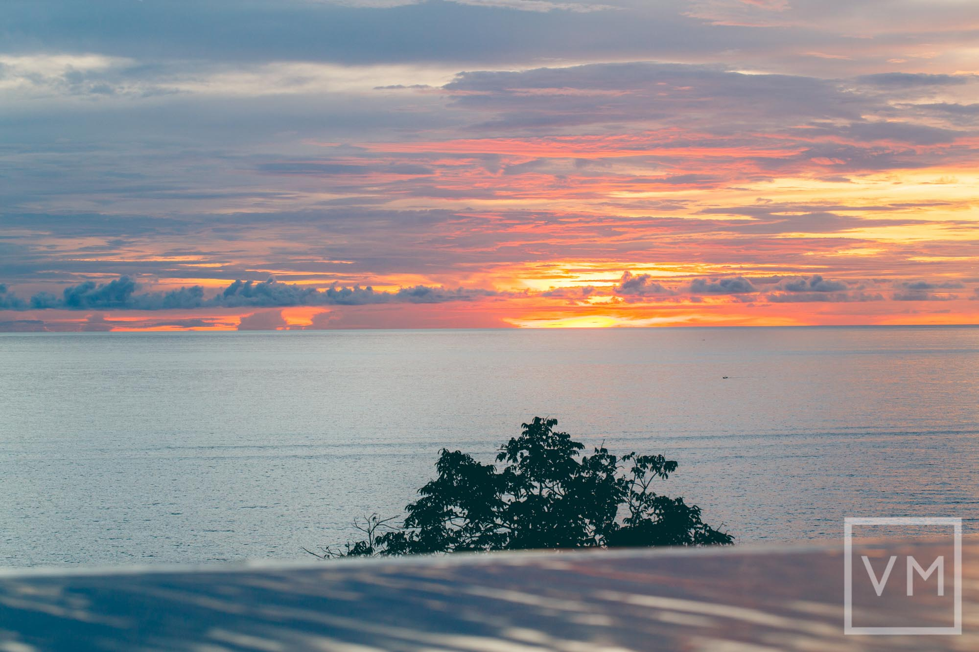 Paresa Phuket Sunset