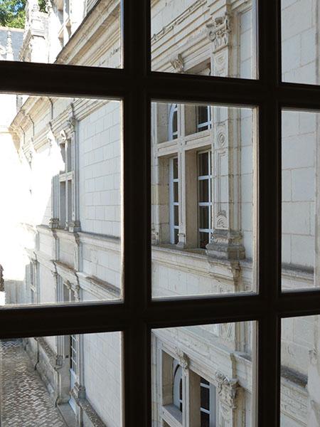 fenêtre Villandry