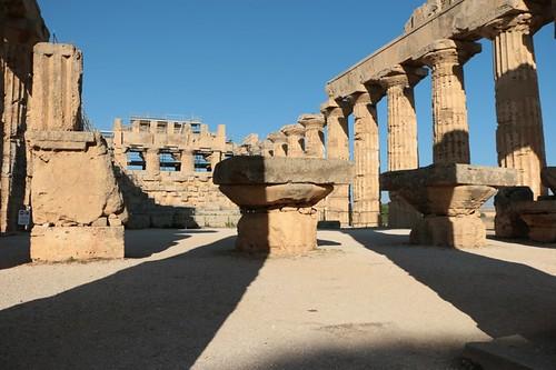 Segesta: Tempio