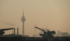 D'Dorf tower at dawn