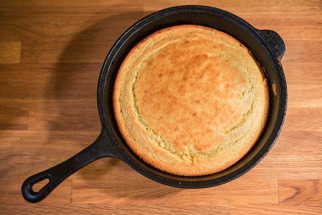 Northern-style Cornbread