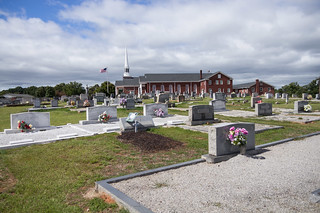 Locust Hill Baptist Church cemetery