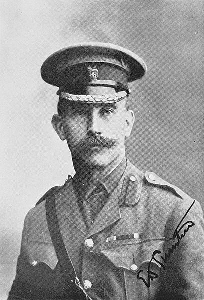 Lt-Col Ernest Swinton