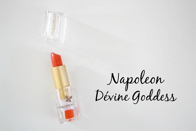 Napoleon DéVine Goddess Lipstick