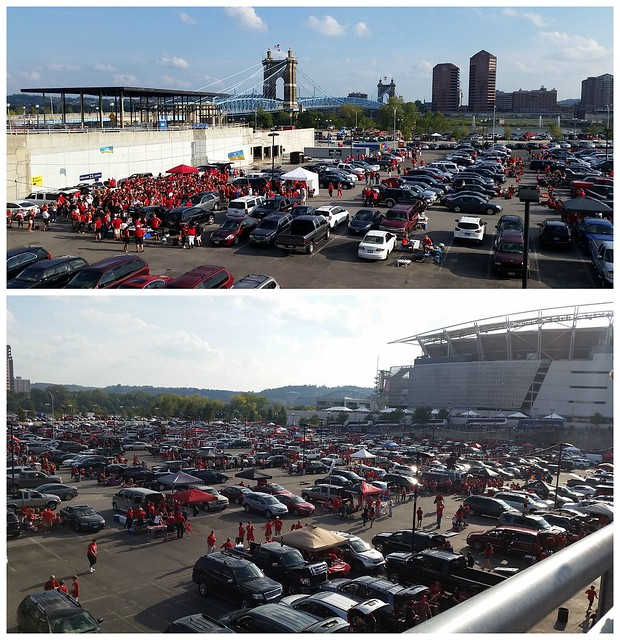cincinnati homecoming tailgate