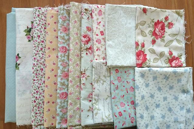 fabric for noriko's quilt