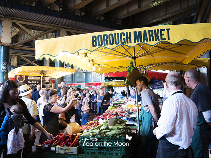 Londres Borough Market