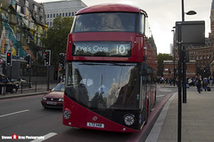 Wrightbus NBFL - LTZ 1148 - LT148 - London United - Kings Cross London - 140926 - Steven Gray - IMG_0363