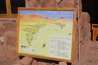 Yerbas Buenas, San Pedro de Atacama, Chile
