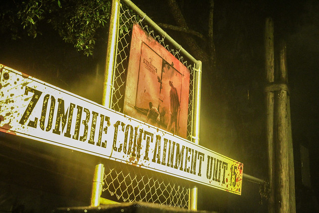 Howl-O-Scream 2014 at Busch Gardens Tampa