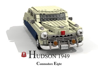 Hudson Commodore Eight - 1949