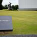Exterior view of Gunma Museum of Art, Tatebayashi (群馬県立館林美術館)
