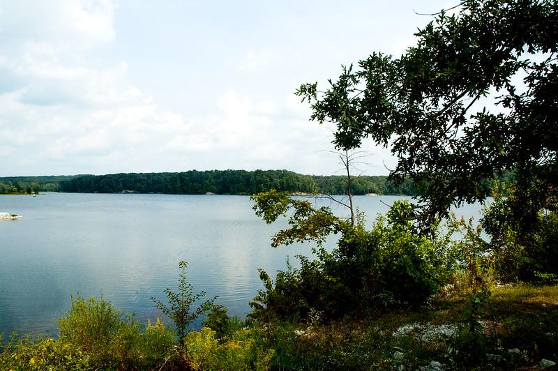 Deam Lake State Recreation Area - September 20, 2014