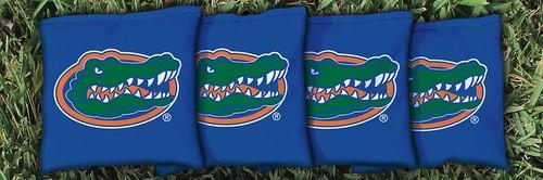 FLORIDA GATORS UF BLUE CORNHOLE BAGS