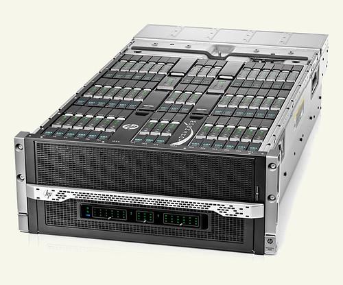 HP Moonshot 1500 chassis
