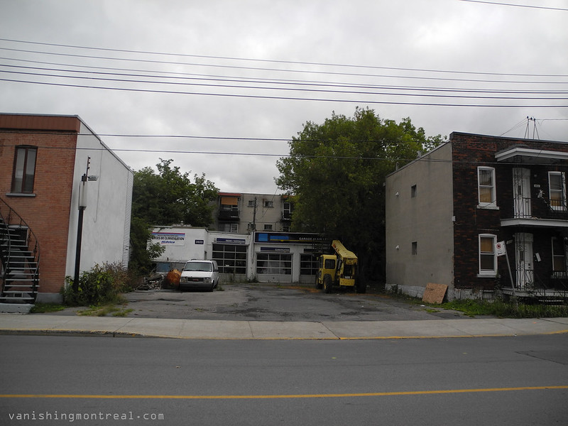 New demolitions on Bannantyne 4