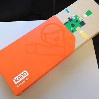 Really excited! My @TeamKano computer kit got here! Such a beautiful box! | by Rich_Lem