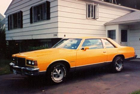 I\u0027d love to find another 2 door one some day. I drove it until the frame completely rotted out on it. & Curbside Classic: 1978 Pontiac Bonneville Brougham \u2013 No Pontiac ...
